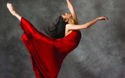 alvin ailey andrew eccles red dress