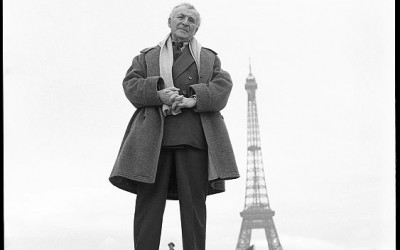 avedon of marc chagall