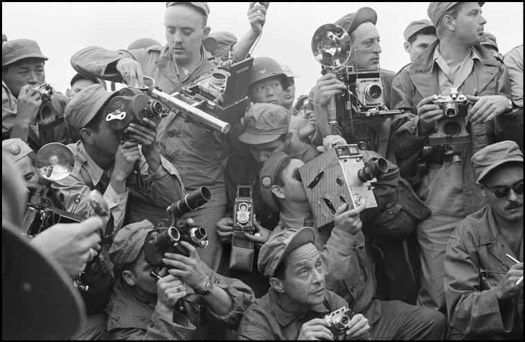Magnum photographers