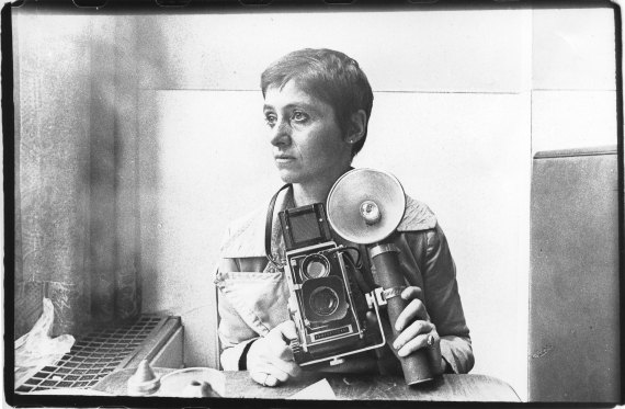 Photo of Diane Arbus