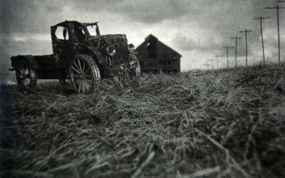 oldtruck-photogravure