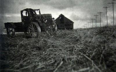 oldtruck-photogravure